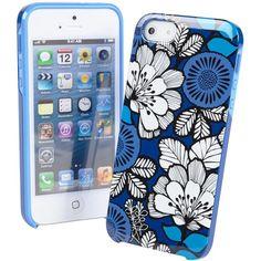 Vera Bradley Hybrid Hardshell for iPhone 5 in Blue Bayou
