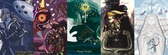 Modern Zelda Posters