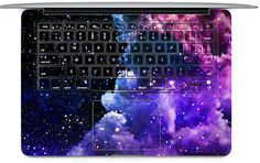 High quality creative beauty sticker, easy to stick, remove,  leaving no glue, do not damage the laptop.  Let your laptop more crazy and perfect .