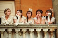 Immagine di pride and prejudice, keira knightley, and jane austen Jane Austen, Keira Knightley, Movies Showing, Movies And Tv Shows, Film Scene, Bennet Sisters, Pride & Prejudice Movie, Beloved Book, Film Review