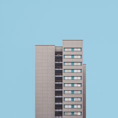 Tower Blocks Of Berlin By Malte Brandenburg – iGNANT.de