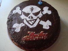 Torta Die Toten Hosen para muá 2010