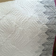 Mountain Quiltworks: Project Quilting Tuned Into Texture Challenge