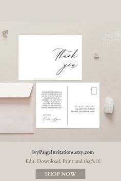 Formal Affair Heart Silver Anniversary 25 Wedding Party Deluxe Thank You Notes