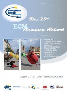 ECM summer school 2011  Cracow
