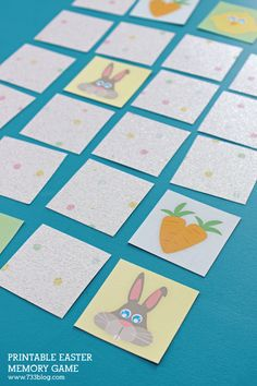 Printable Easter Mem