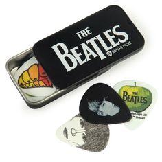 Planet Waves Beatles Signature Guitar Pick Tins, Logo, 15 picks Planet Waves,http://www.amazon.com/dp/B003AJU35K/ref=cm_sw_r_pi_dp_vAu9sb0Z63W9AAPK