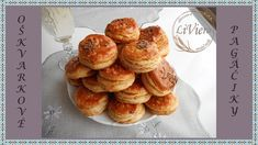 Krehké a chrumkavé oškvarkové pagáčiky / LiViera dessert / Muffin, Breakfast, Youtube, Food, Morning Coffee, Essen, Muffins, Meals, Cupcakes