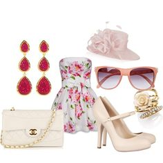 Kentucky Derby 2012, created by cinder3lla16 on Polyvore