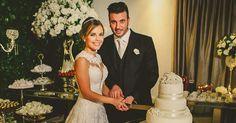 Emocionante! Thaeme mostra vídeo e fotos dos bastidores de seu casamento