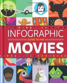 Infographic Guide to the Movies All The Colors, Personal Library, Bookshelves, Nonfiction Books, Filmmaking, Reading Lists, Colour, New Books, Movies And Tv Shows