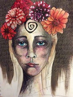 Deb Weiers - Flower Girl
