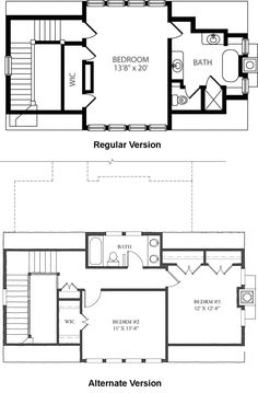 Looking for the best house plans? Check out the Lowcountry Cottage plan from Southern Living. Cottage Floor Plans, Lake House Plans, Cottage House Plans, Best House Plans, Cabin Plans, Cottage Living, Small House Plans, Cottage Homes, House Floor Plans