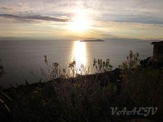 Amanhecer na Isla de Sol