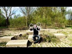 Lindzee - Amelymeloptical illusion - YouTube