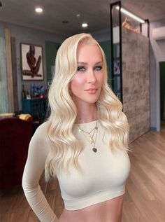 Blonde Angel It,s Awesome Hair Color Ideas 2019 Cool Hair Color, Hair Colors, Awesome Hair, Hair Highlights, Messy Hairstyles, Hair Trends, Blonde Hair, Angel, Ideas