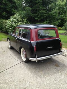 Hillman Husky Classic Cars British, Classic Trucks, Cars Uk, All Cars, Vintage Sports Cars, Vintage Cars, Hillman Husky, Automobile, Shooting Brake