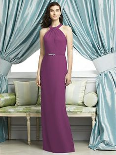 Dessy Collection Style 2937  Sample: Radiant Orchid, size 10 $$$$