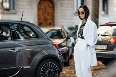 Milan Fashion Week Spring 2018 Street Style Photos - Coveteur.com