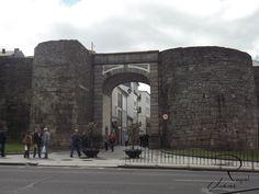 Puertas muralla ronana de Lugo