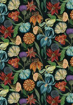 pattern design, Olaf Hajek