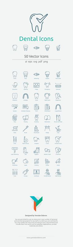 Dental Icon Set in Vektor und PNG – - Zahnpflege Dental Hygiene School, Dental Life, Dental Humor, Dental Assistant, Dental Hygienist, Dental Health, Dental Icon, Dental Art, Icon Set