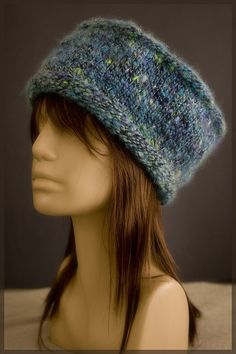Ravelry: Lifestyle Top Down Hats, No Swatch Needed pattern by Charisa Martin Cairn