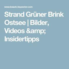 Strand Grüner Brink Ostsee   Bilder, Videos & Insidertipps