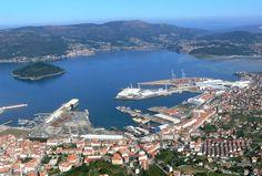 Puerto de Marín ( Pontevedra )