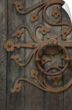 Nidaros Cathedral, None Trondheim, Cool Doors, Unique Doors, Wall Art Prints, Framed Prints, Canvas Prints, Big Canvas, Door Knobs And Knockers, Antique Door Knockers