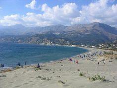 plakias Macedonia, Strand, Greece, Dream Land, Project Ideas, Beaches, Water, Summer, Outdoor