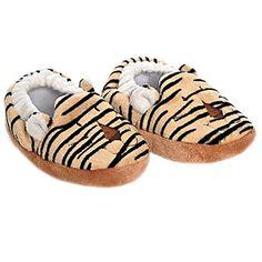 Babysutten Krabbelschuhe, Tiger, gestreift, ab ca. 6 Monaten - http://on-line-kaufen.de/babysutten/babysutten-krabbelschuhe-tiger-gestreift-ab-ca-6