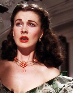 Vivien Leigh in Gone with the Wind (1939) One of my all time favorites!