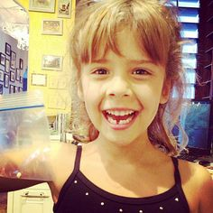 Jessica Alba's Daughter Honor Loses First Tooth at Age 5: Picture - Us Weekly