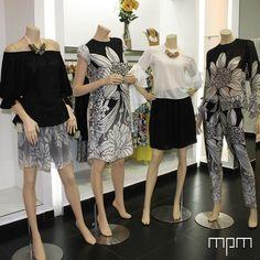 ¿Cuál de estos #outfit usarías para alegrar tu miércoles? #mpm #design