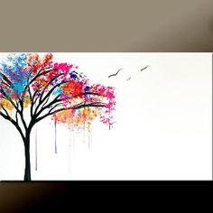 Love this crayon art