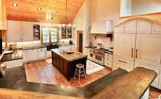 Rustic Charmer contemporary-kitchen