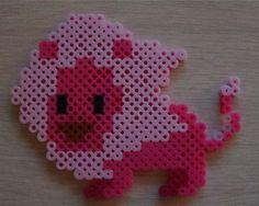 Lion - Steven Universe Perler beads by DawsonPerlerParlory