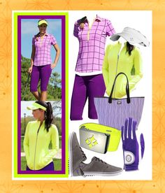 Look awesome with this fabulous golf ladies outfit! #lorisgolfshoppe