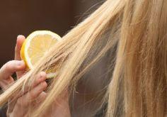 Come schiarire i capelli naturalmente