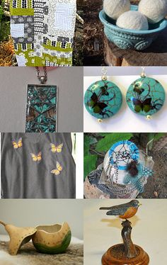 SCANDINAVIAN SPRING by Linda Henry on Etsy--Pinned with TreasuryPin.com   Thanks to Linda Henry for including Pure GRACE Soaps wool dryer balls in this treasury!