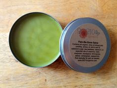 How to Make a Pain Relieving Salve