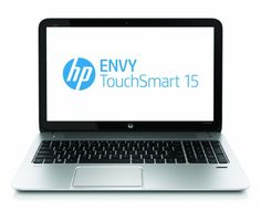 "HP ENVY 15t-j000 Quad Edition Notebook PC (Silver); Intel Core i7-4700MQ, 15.6"" Full HD Display (1920 x 1080p)..."