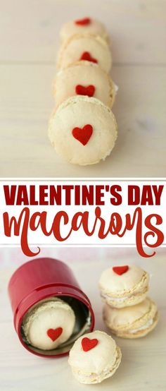 Macarons are a very popular delicacy loved by foodies for their delicate texture and gorgeous colors and these Valentines Day Macarons recipe are no exception!.