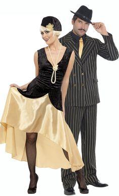 D guisement ann es 20 charleston homme d guisement de stars du cin ma pinterest costumes d - Deguisement cinema couple ...