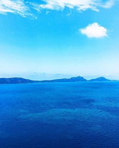 I always think of blue colors when I think of Greece, no wonder why! 💙  The view is from my small hotel in the village of Pylos in the Peloponnese! I have traveled extensively in Greece and even lived there for a period a few years ago. Went back last year and look forward to visit Greece again in 2017! I still have the Hydra Island on my bucket list! 🇬🇷