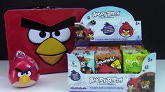 Angry Bird Chocolate Egg SURPRISES BestToySurprises