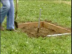 Video: How to Build a Horseshoe Pit | Martha Stewart