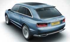 Bentley EXP 9 F MODAFU**IN' SWAG!