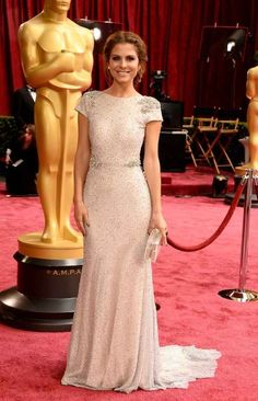 Maria Menounos | Fashion On The 2014 Academy Awards Red Carpet